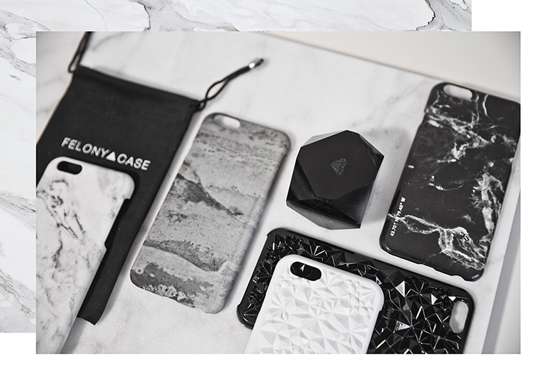 felony case marble iphone cases