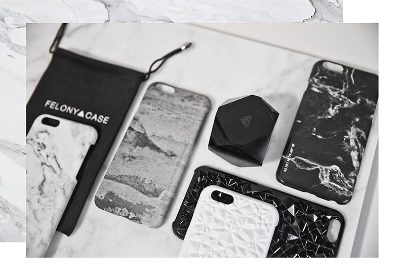 felony case marble iphone cases