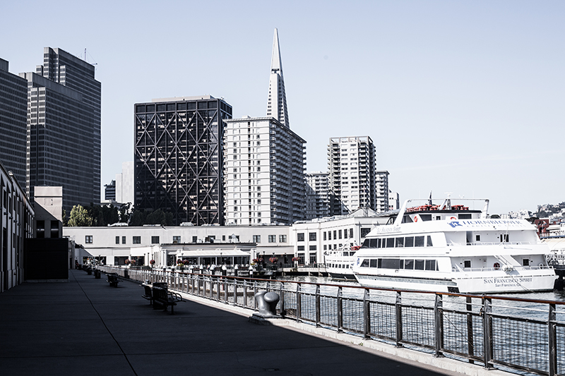 hornblower cruise in san francisco