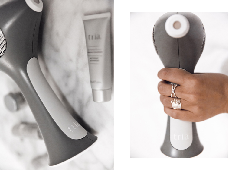 hand held hair removal