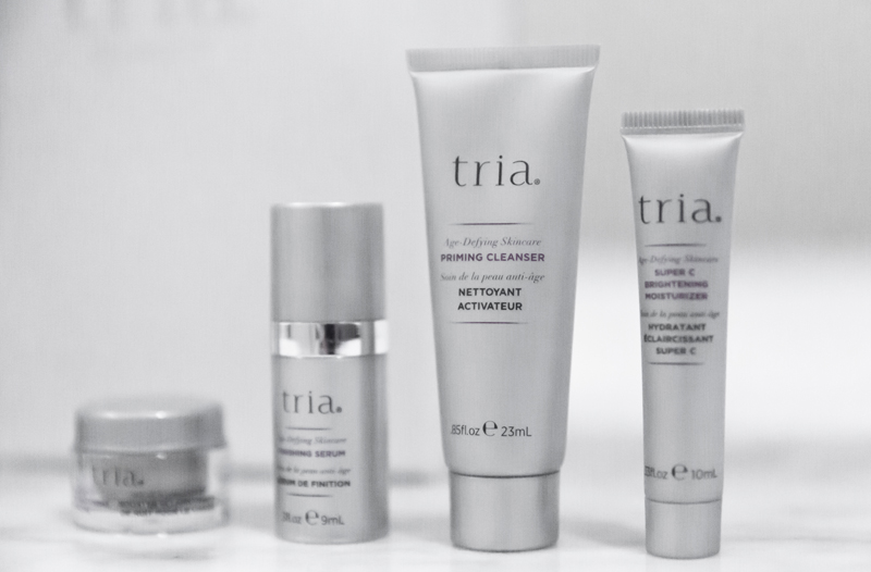 tria soothing gel