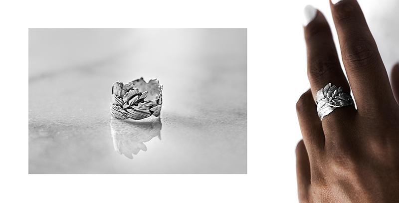 sterling sliver ring