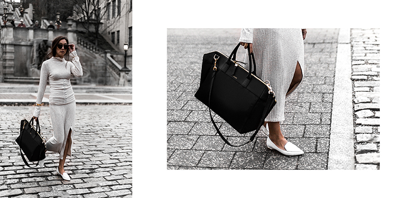blogger's bag