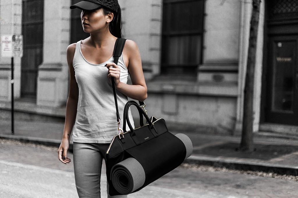 name luxury activewear bag