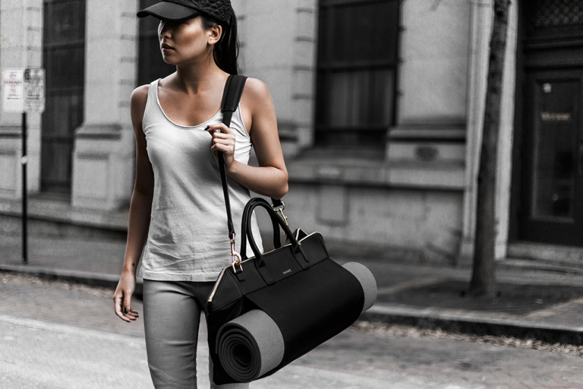 name luxury activewear bag