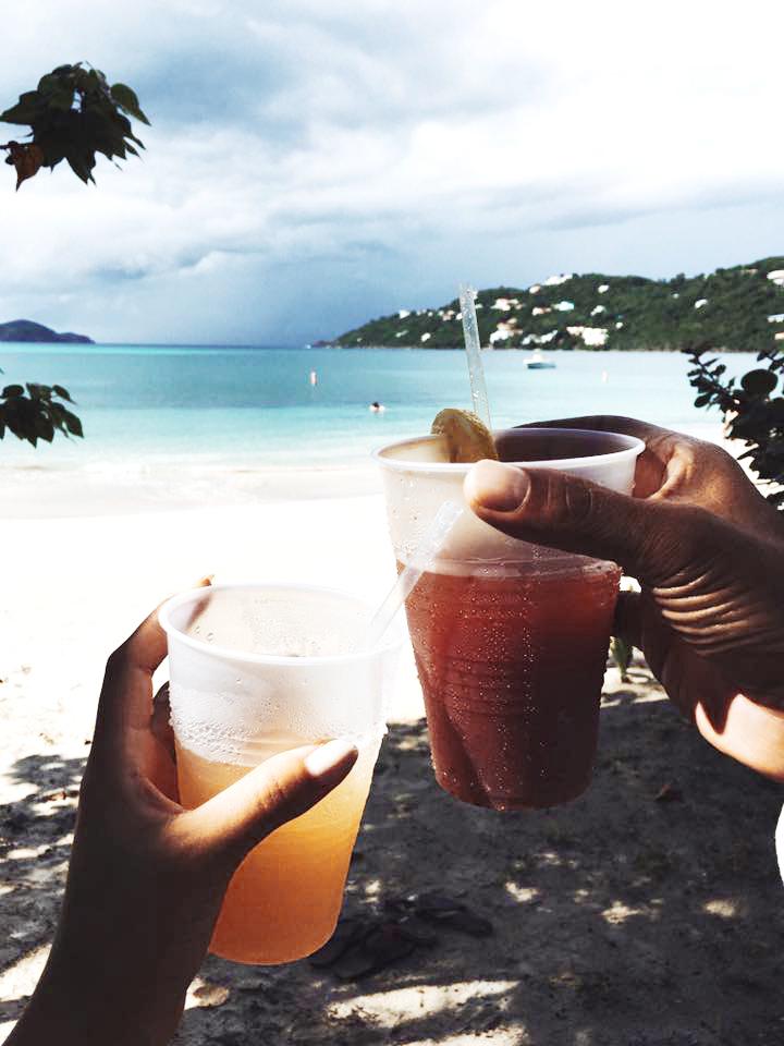 virgin island drink recipes