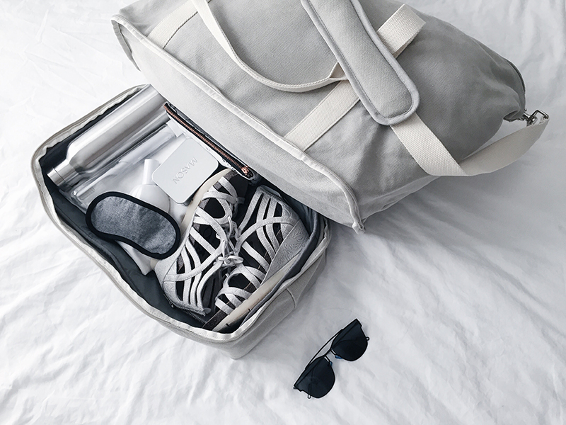 lo and sons travel bag