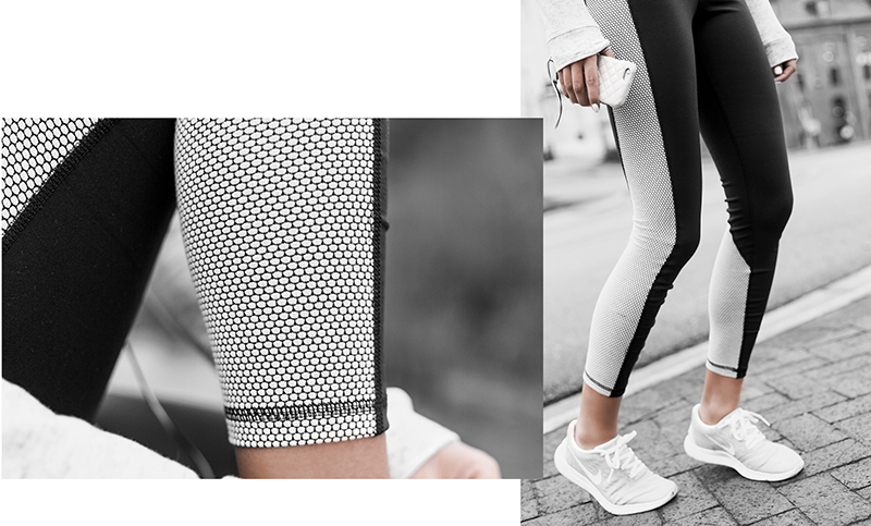 activewear leggings
