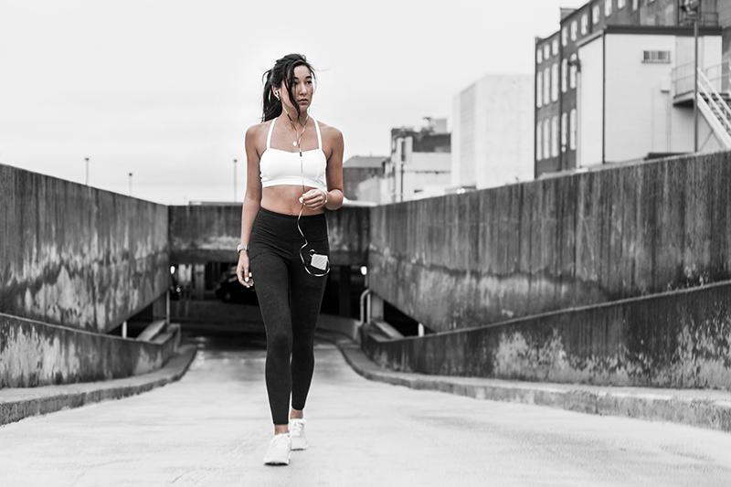 sport wear blogger