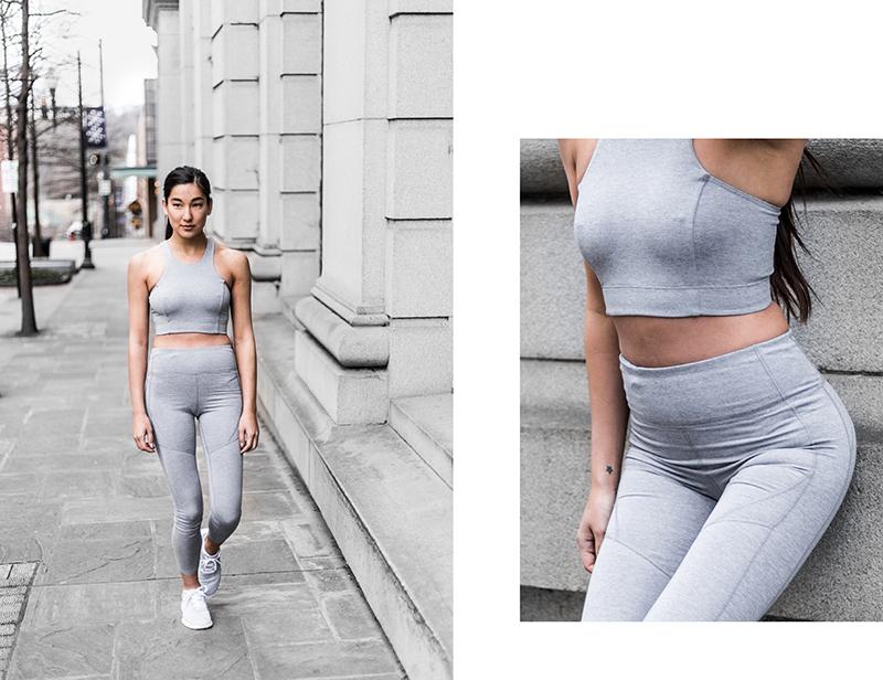 activewear texture