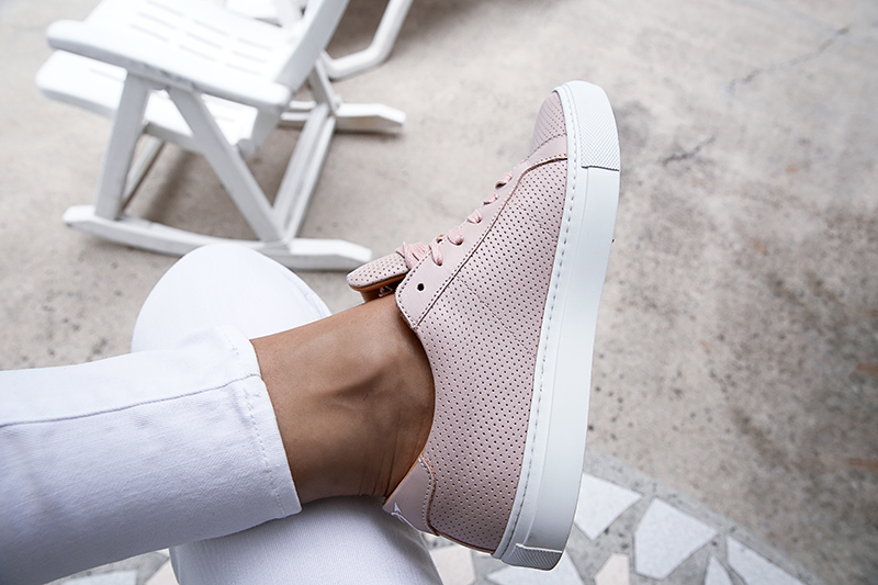 GREATS sneakers review | day in my dreams
