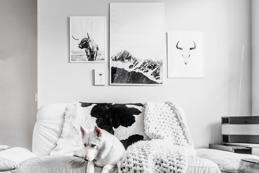 desenio posters interior design inspo