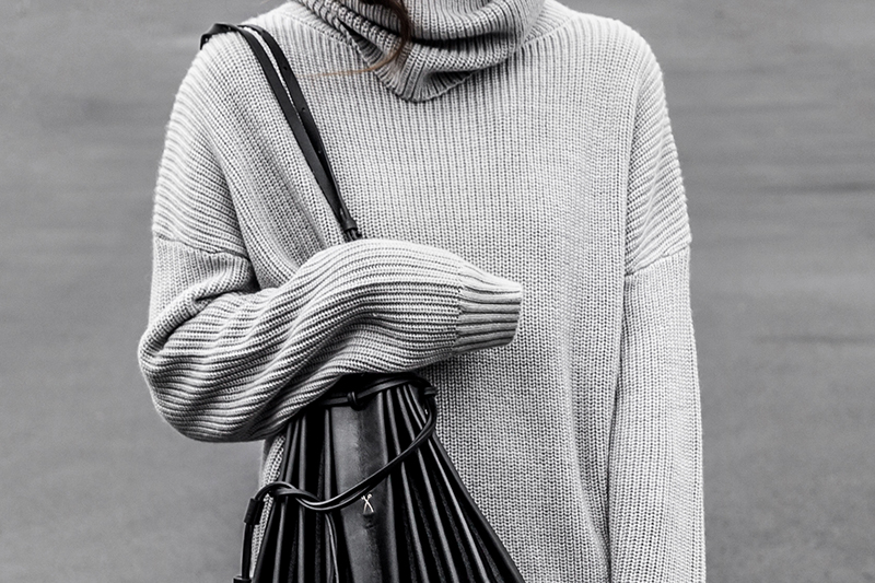 grana oversized sweater