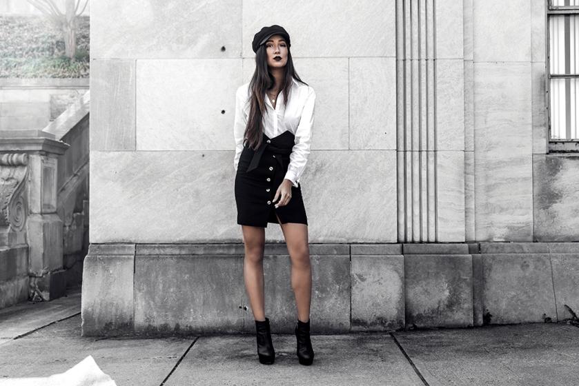 IRO skirt from ifchic