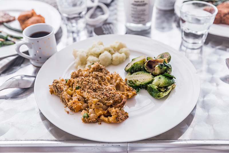 veestro holiday meal planning