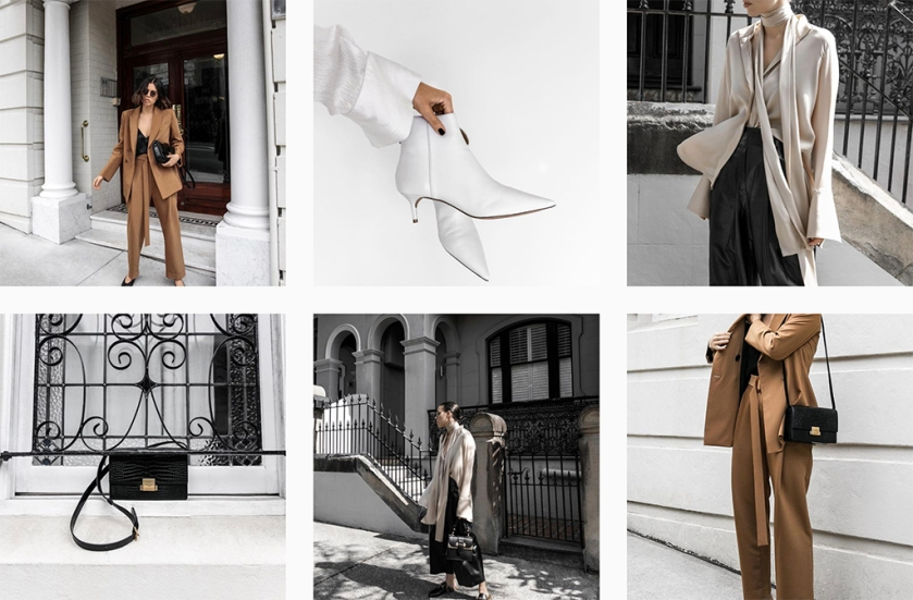 top 10 minimalist fashion bloggers
