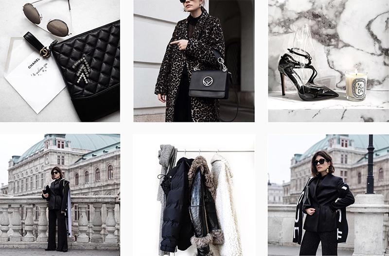 minimalist instagram bloggers vienna