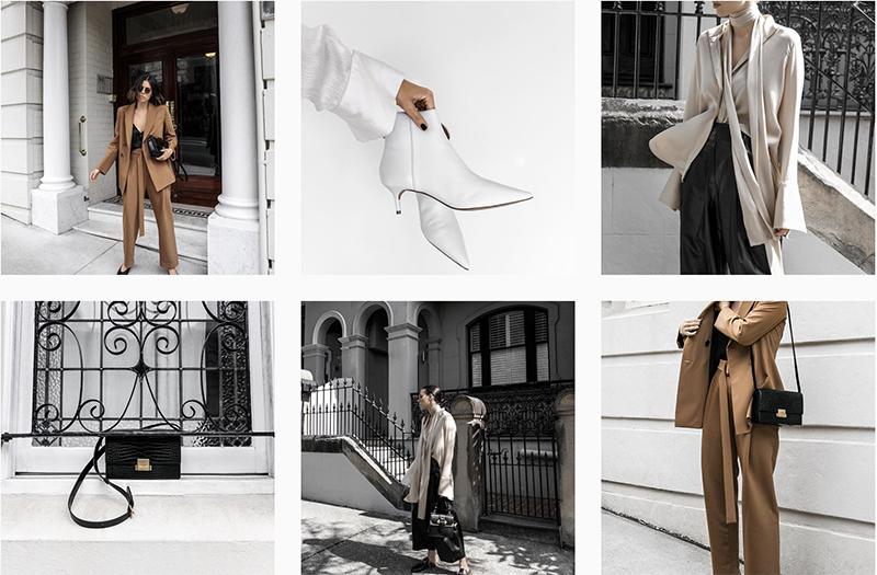 minimalist fashion blogger kaity modern