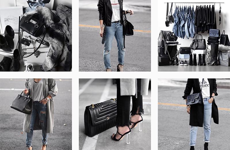minimalist instagram blogger versastyle