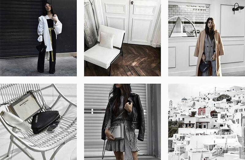 minimalist instagram blogger maroobii
