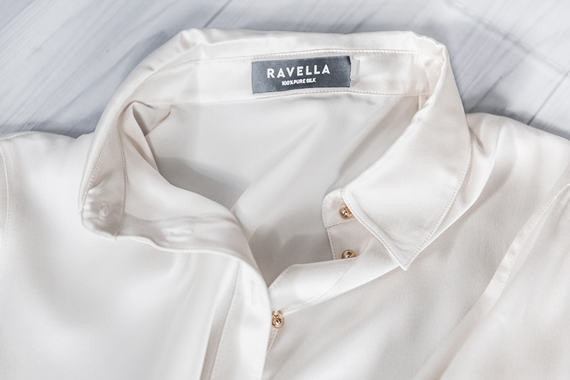 ravella silk blouse review