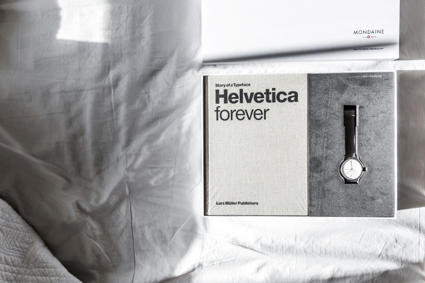 mondaine helvetica no1 packaging review
