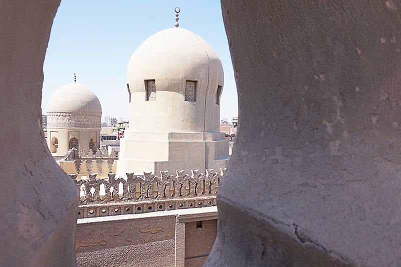 view of cairo mosque