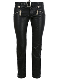luxury leather pants