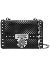 luxury studded bag