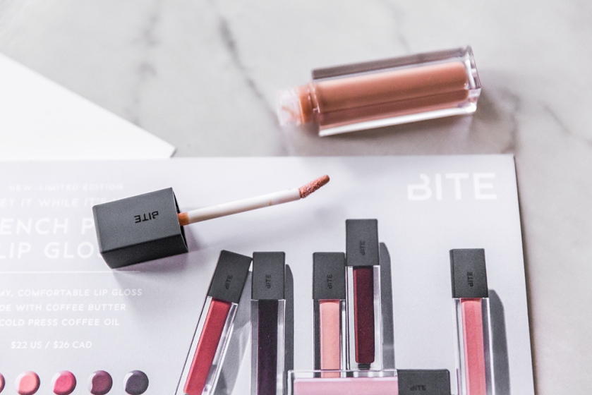 bite beauty french press gloss review