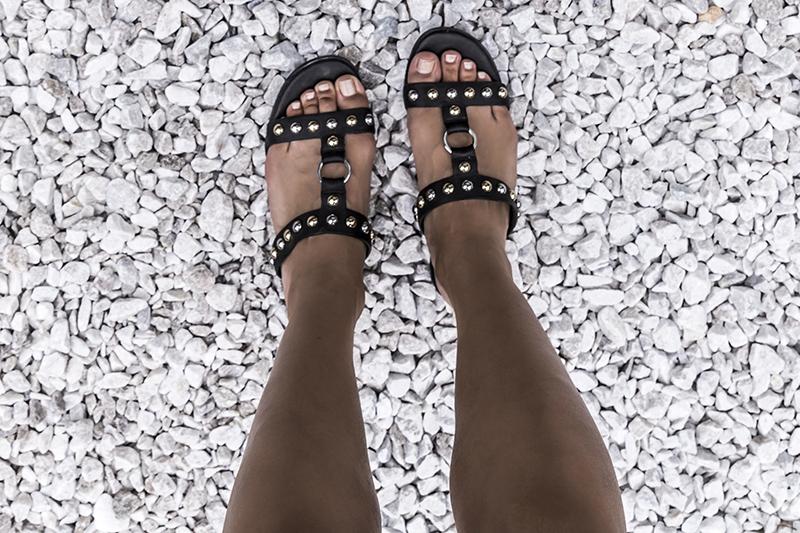 luxury gladiator sandals from aussie fashion brand senso