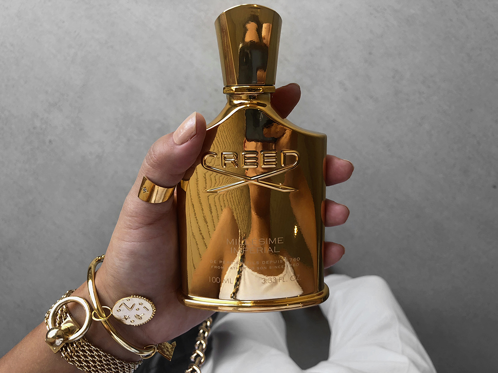 luxury fashion creed millesime imperial review
