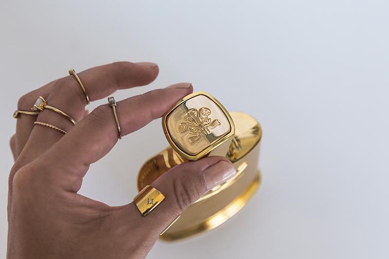 creed millesime imperial luxury logo crown