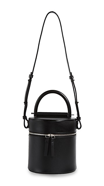 luxury fashion bucket bag