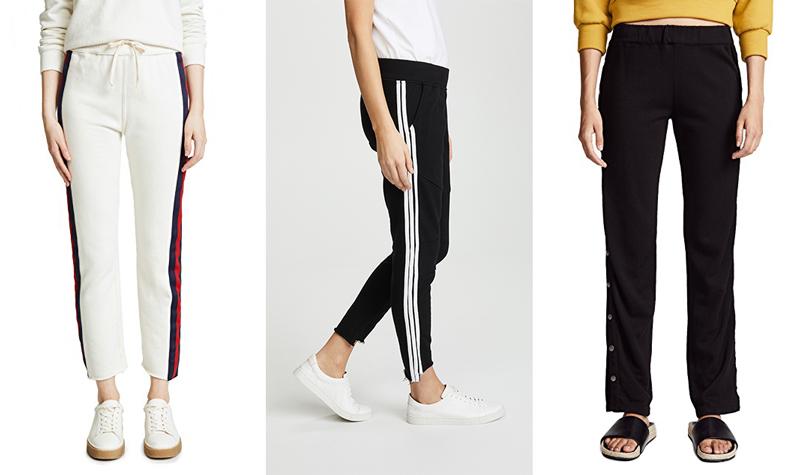shopbop sale luxury fashion track pants