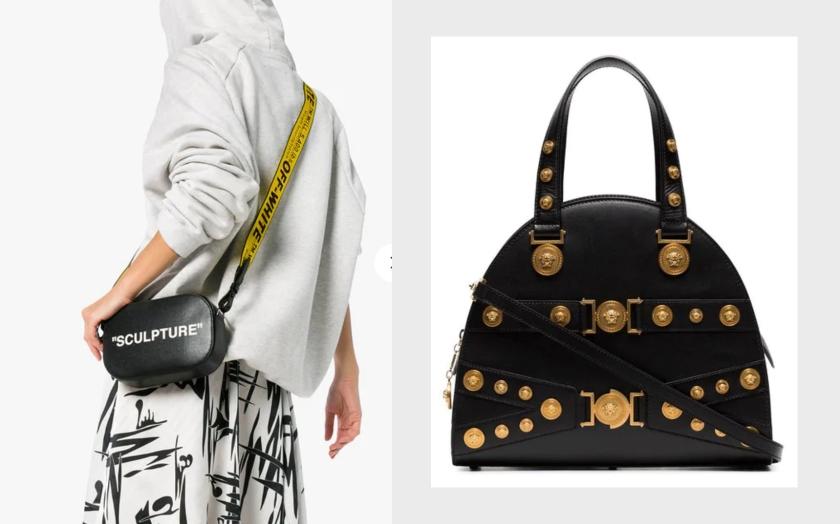 luxury handbags on sale for black friday from farfetch