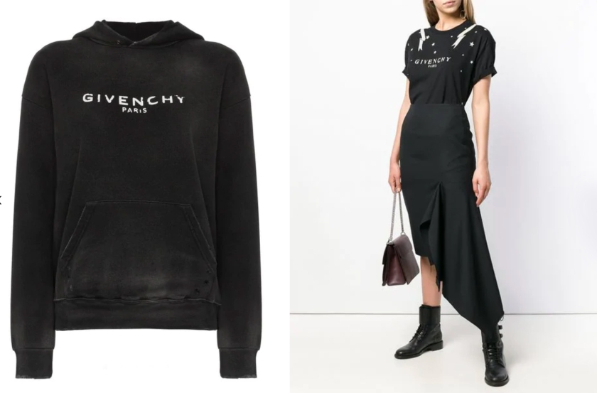 casual luxury essentials by givenchy from the black friday farfetch sale
