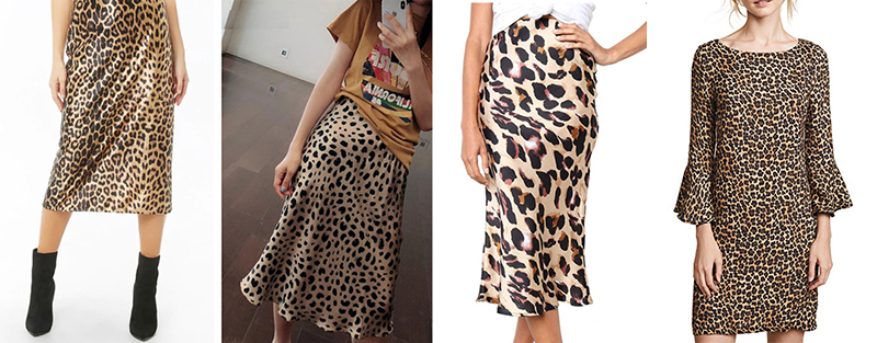 shop luxury fashion leopard print skirts from shopbop