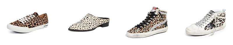 leopard print luxury fashion sneakers from shopbop shoes