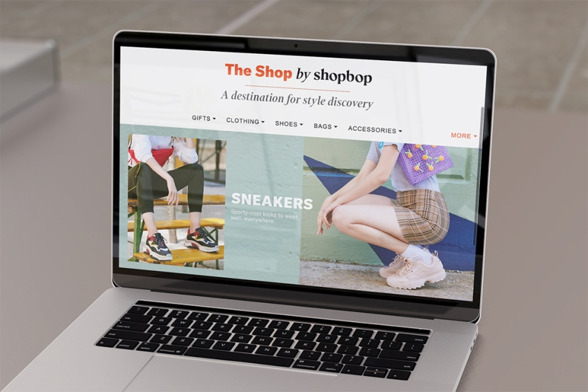the shop by shopbop luxury fashion retailer