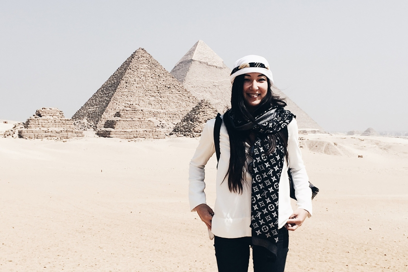 living the dream traveling pyramids tips on how to be a successful fashion blogger entrepreneur