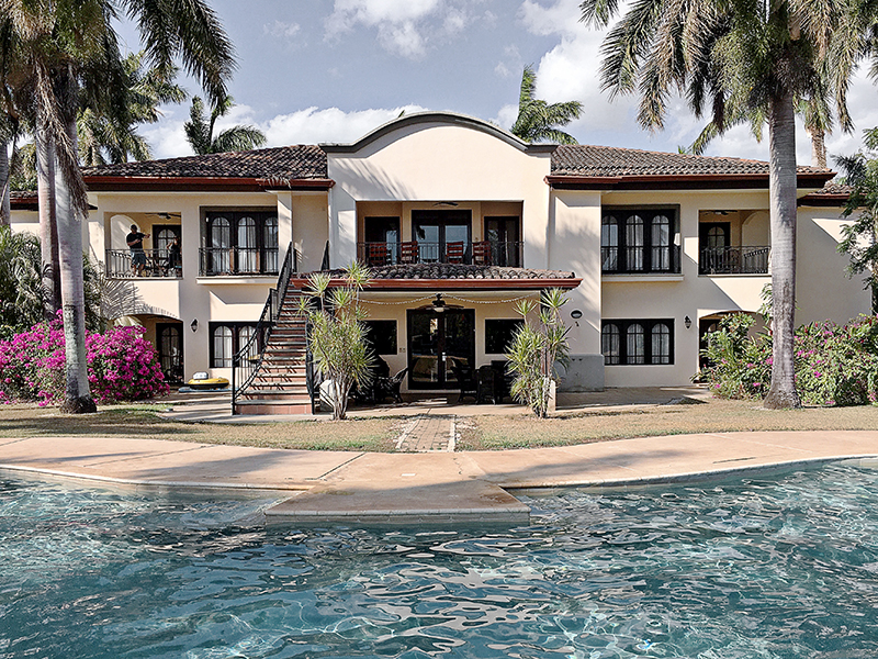 luxury villa in tamarindo costa rica