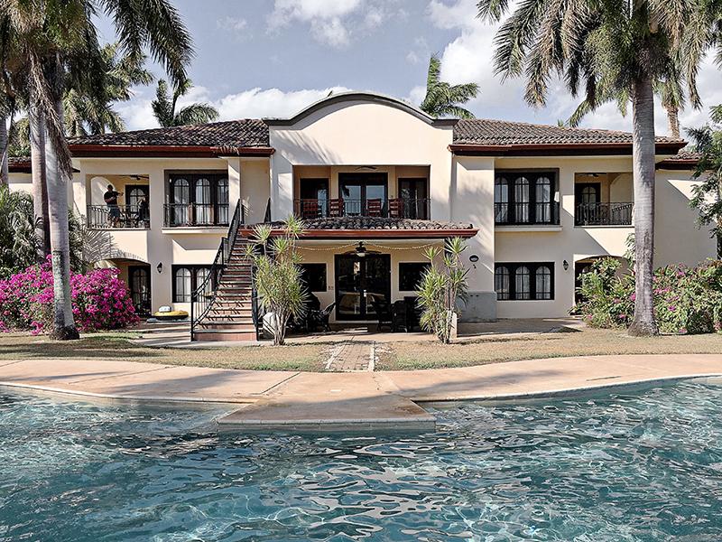 luxury villa in tamarindo costa rica