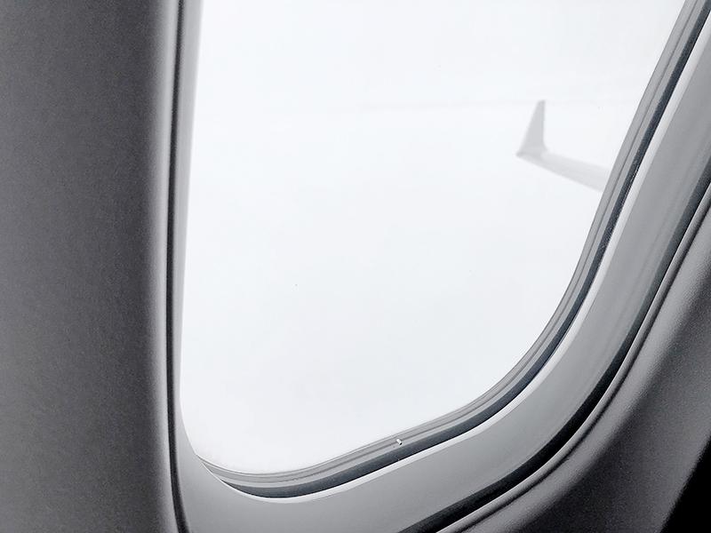 air plane window seat