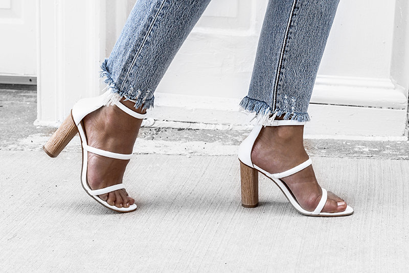 jo mercer shoes review with white heeled sandals
