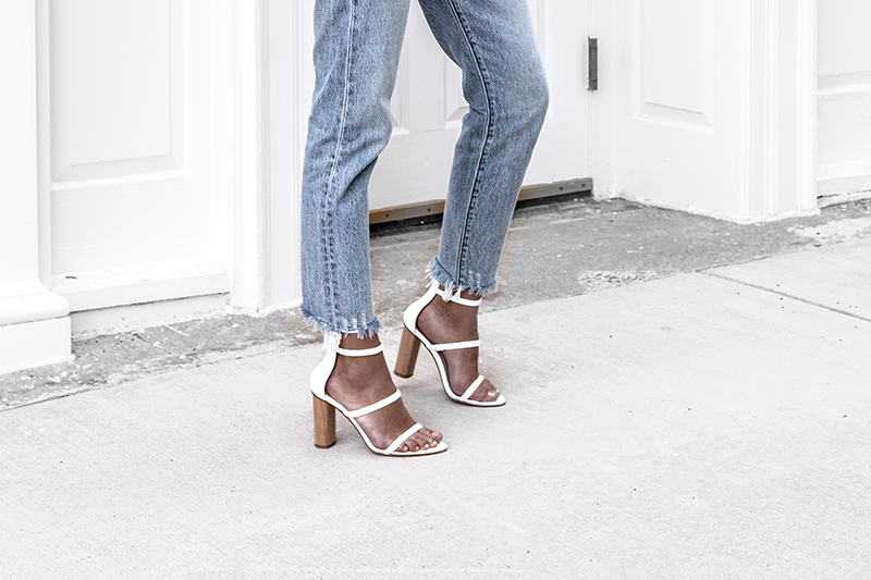 jo mercer heeled sandals review