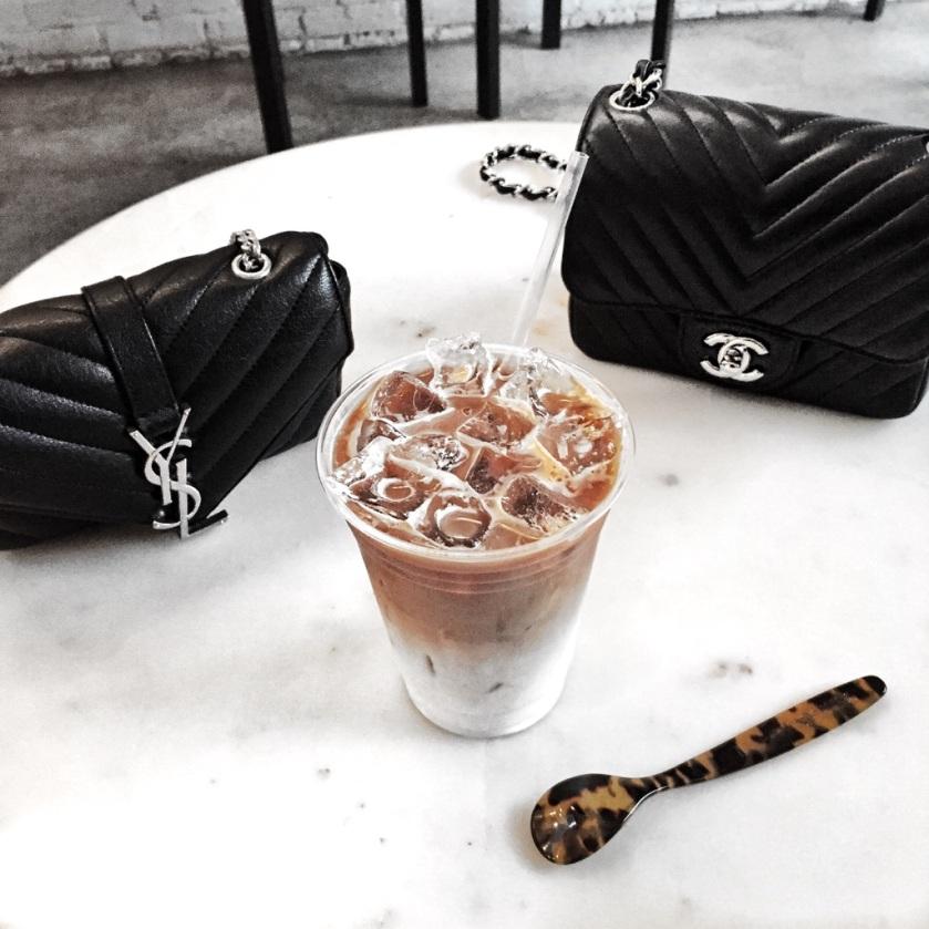 luxury fashion handbag