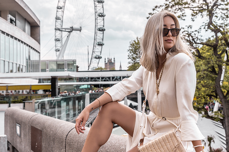 fashion blogger in london