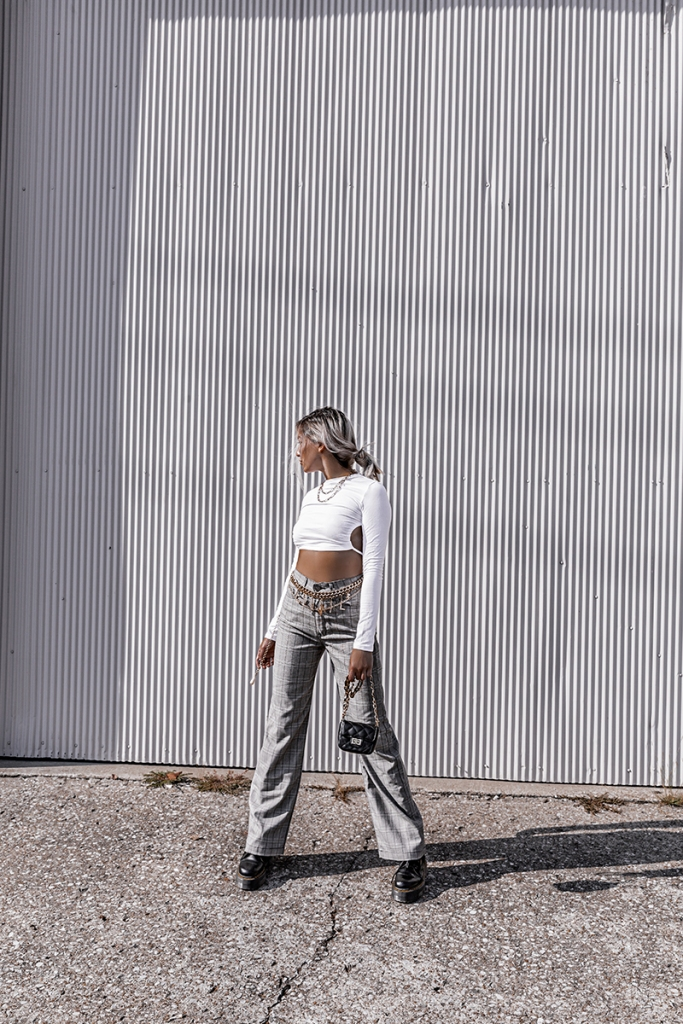 where to find plaid pants