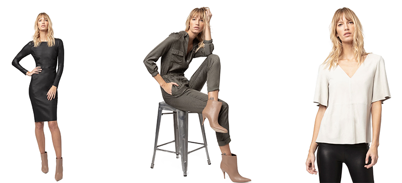 as by df luxury workwear essentials